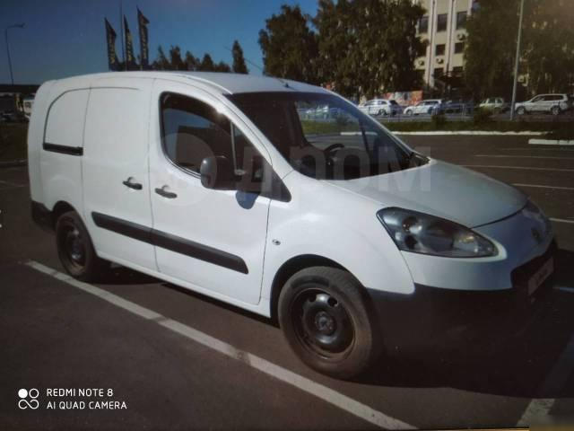 Peugeot Partner. Продам фургон , 1 600куб. см., 700кг., 4x2
