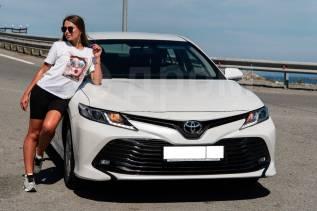 Аренда Новая Toyota Camry 2019г !
