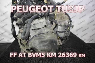 АКПП Peugeot TU3JP Контрактная | Установка, Гарантия, Кредит