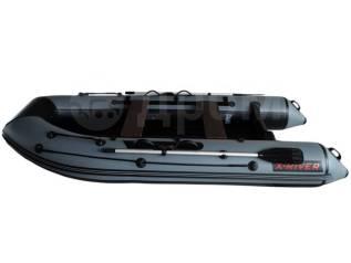 Лодка ПВХ X-River Agent 340 НДНД
