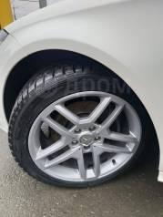 Отличные зимние колёса 245/45R18 Dunlop Mercedes
