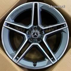 Новые диски R-21 для Mercedes GLE Coupe/GLE, V167/GLS W167. 5x112