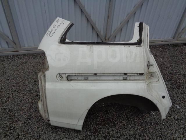 Крыло. Nissan Liberty, PM12, RM12