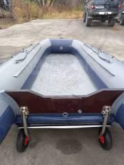 Продам лодку Флагман 400U