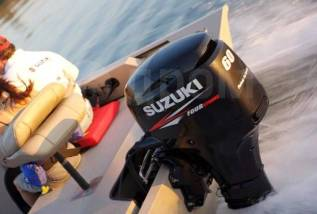 Мотор лодочный Suzuki DF60ATL