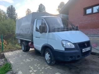 ГАЗ 33025, 2015