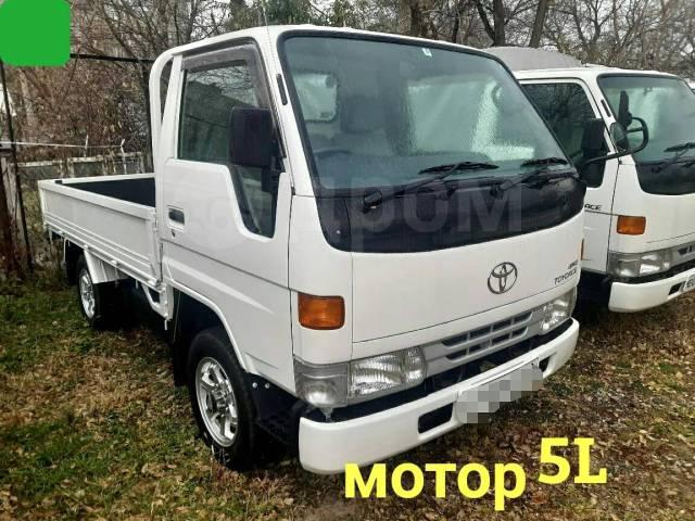 Toyota ToyoAce. 4WD, борт, 3 000куб. см., 1 500кг., 4x4