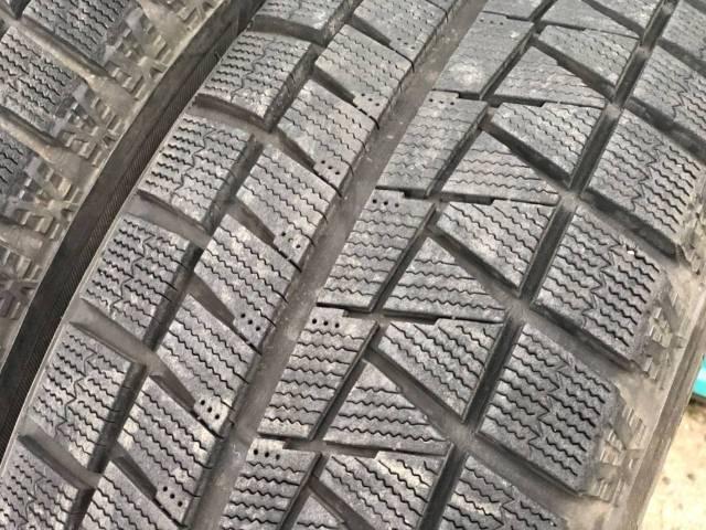 Bridgestone Blizzak Revo GZ. зимние, без шипов, 2015 год, б/у, износ до 5%