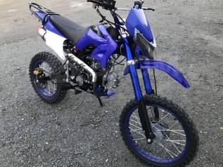 Новый кроссовый мотоцикл. 125СС( питбайк)