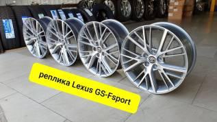 New R19, реплика Lexus GS-IV, в наличии