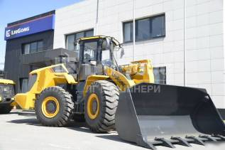 Liugong CLG 855H, 2020