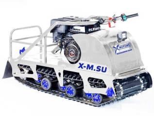 Мотобуксировщик SNOW DOG (Сноу Дог) 15 л.с. ! Дарим подарки !, 2020
