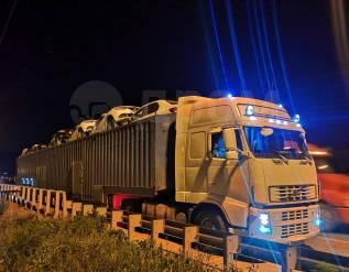 Отправка автомобилей и спецтехники автовозами по России.