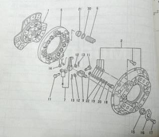 Каталог запчастей для автокранов KATO серии KR (MR, SL)