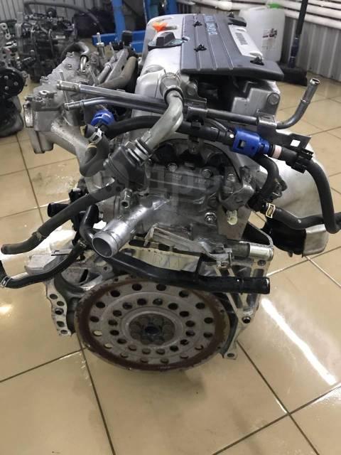 Двигатель в сборе. Honda Accord, CL9, CM2, CM3, CM5, CM6, CM7, CM8 K24A, K24A3, K24A4, K24A8