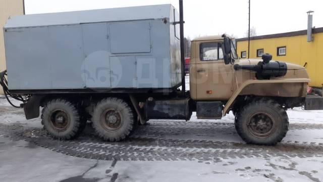 Урал 4320. Продаётся ппу, 3 000куб. см., 8 000кг., 6x6