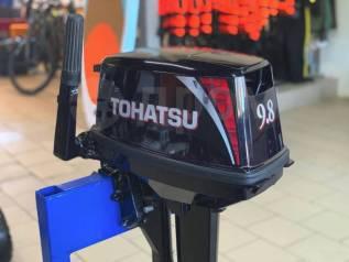Лодочный мотор Tohatsu M9.8BS Кредит/Рассрочка/Гарантия