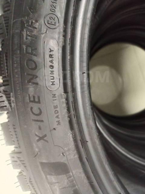 Michelin X-Ice North 4. зимние, шипованные, 2020 год, новый. Под заказ