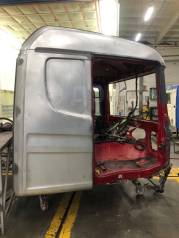 Восстановление геометрии кабин, ремонт кабин грузовых авто