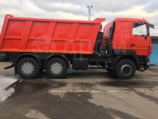 Самосвал 6х4 МАЗ-650126-8584-000, кузов 15,4м3, 2020