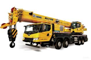 XCMG XCT55L5, 2021