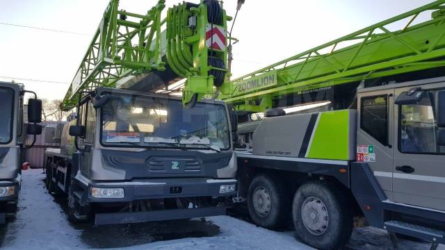Zoomlion. Автокран QY25V 25 тонн