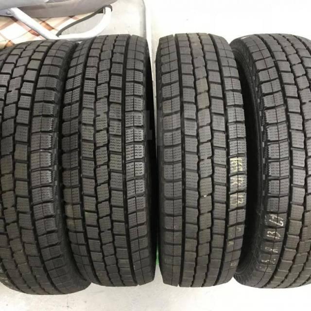 Dunlop DSV-01. всесезонные, б/у, износ до 5%