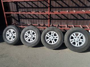 Продам колёса б/у 275/70/16 на литых дисках 5x150
