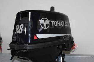Лодочный мотор Tohatsu 9.8 новый