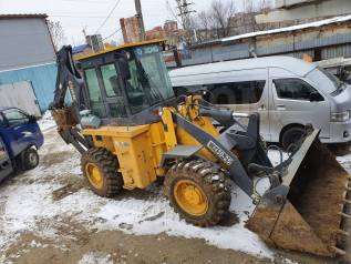Экскаватор-погрузчик(Бэтмен)1800р грузовик с краном 7 тонн, борт 22тн