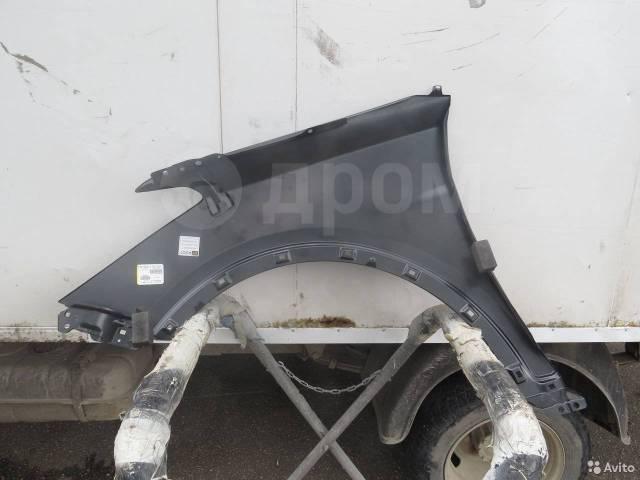 Крыло. Hyundai Santa Fe, DM D4HA, D4HB, G4KE, G4KH