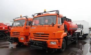 Комбинрованная дорожная машина КО-806-01 на шасси КАМАЗ-43253-3010-69 Е-5