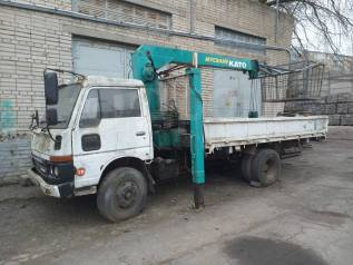 Требуется ремонт крановой установки КАТО 3 тн