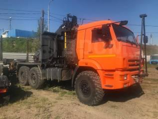 КамАЗ 43118 Сайгак, 2017