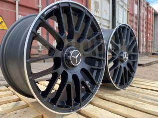 Новые диски Mercedes-Benz MattBlack в наличии