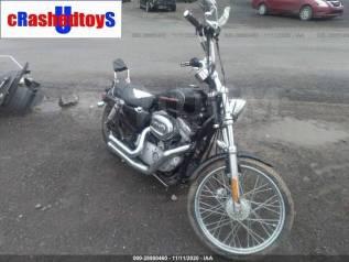 Harley-Davidson Sportster 883 Custom XL883C 07432, 2007