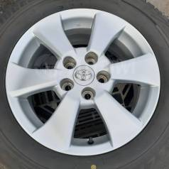 Оригинальные диски Toyota R16, 5-114.3 Япония.