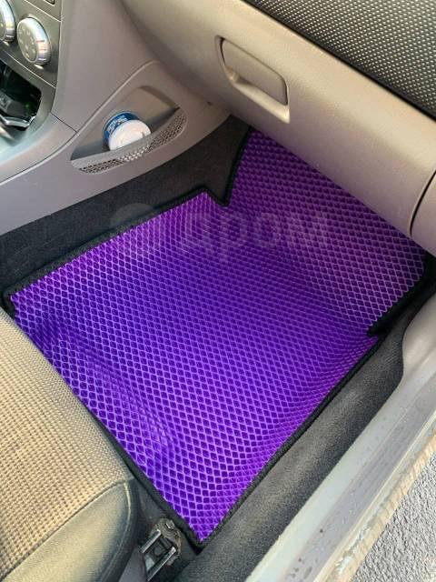 EVA ковры 3D с Бортами