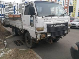 Daihatsu Delta, 1989