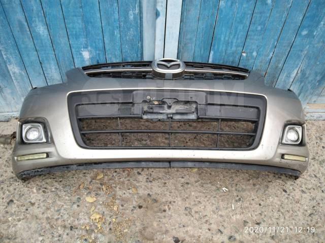 Бампер. Mazda: MPV, Atenza, Premacy, MX-5, Roadster, Demio, Mazda5, CX-7, Mazda6 MPS L3VDT, L3VE
