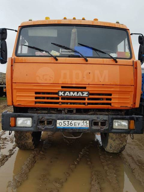 КамАЗ 44108. Продаётся Седельный тягач Камаз-44108-24, 10 850куб. см., 10 000кг., 6x6