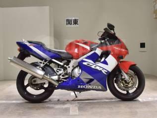 Honda CBR 600F, 2001