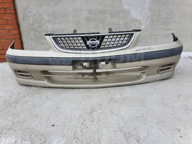 Бампер. Nissan Sunny, FB15