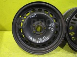 Диски R16 Chevrolet Cruze J300 09-16г