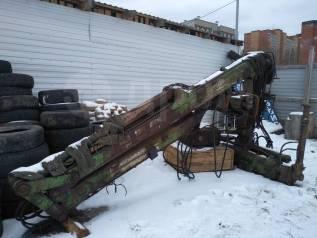 """Продам гидроманипулятор для леса """"Атлант С100"""""""