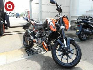 KTM 200 Duke (B9326), 2013