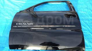 Дверь передняя левая Cadillac Escalade II, 2004 год 6.0 литра