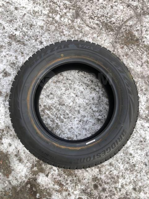 Bridgestone Blizzak VRX2. зимние, без шипов, 2017 год, б/у, износ 5%