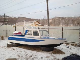 Лодка Амур -м