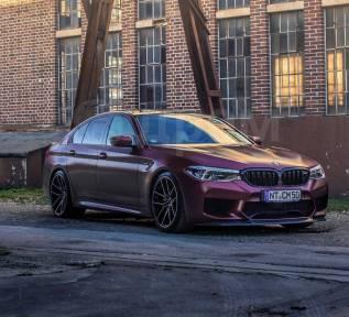 Новые оригинальные диски La-Chanti LC-P3 BMW M5 F90 E63 CLS63 GT